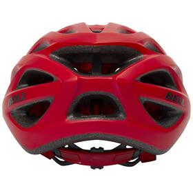 Bell Tracker Helmet machine red